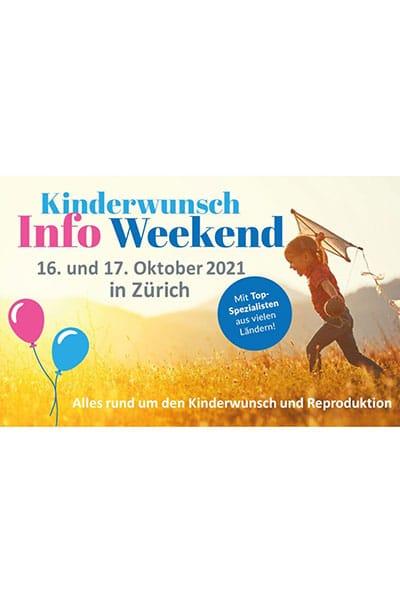 Kinderwunsch Info Weekend Zürich